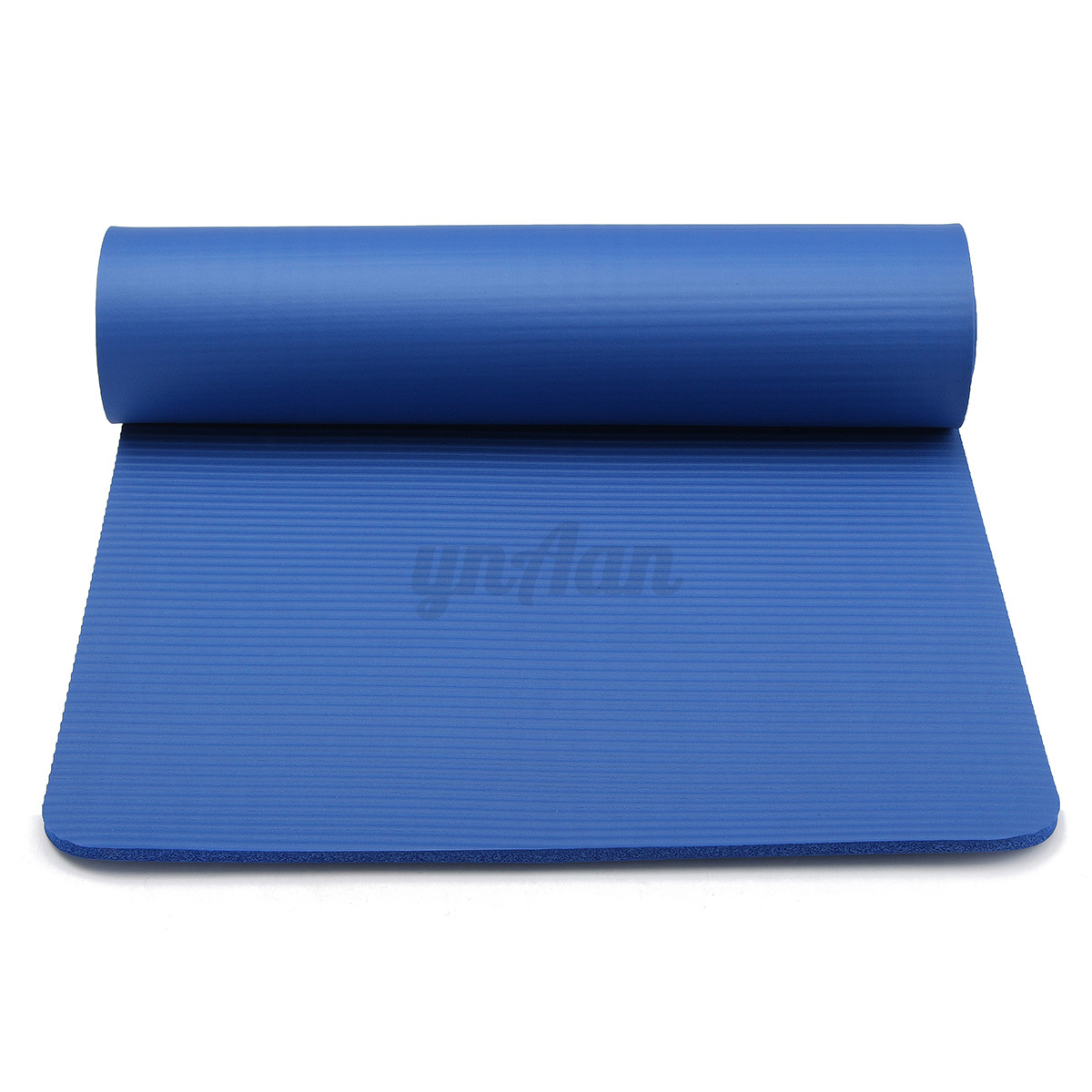 Non Slip 10mm Thick Exercise Fitness Physio Pilates