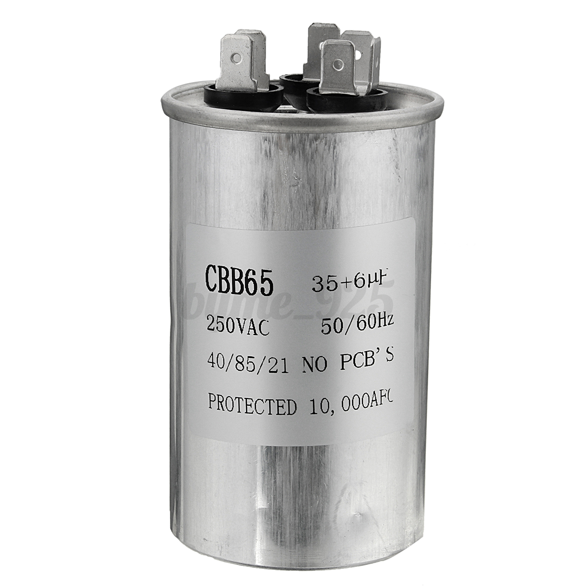 250v 35 140uf motor capacitor cbb65 air conditioner for Air conditioner compressor motor