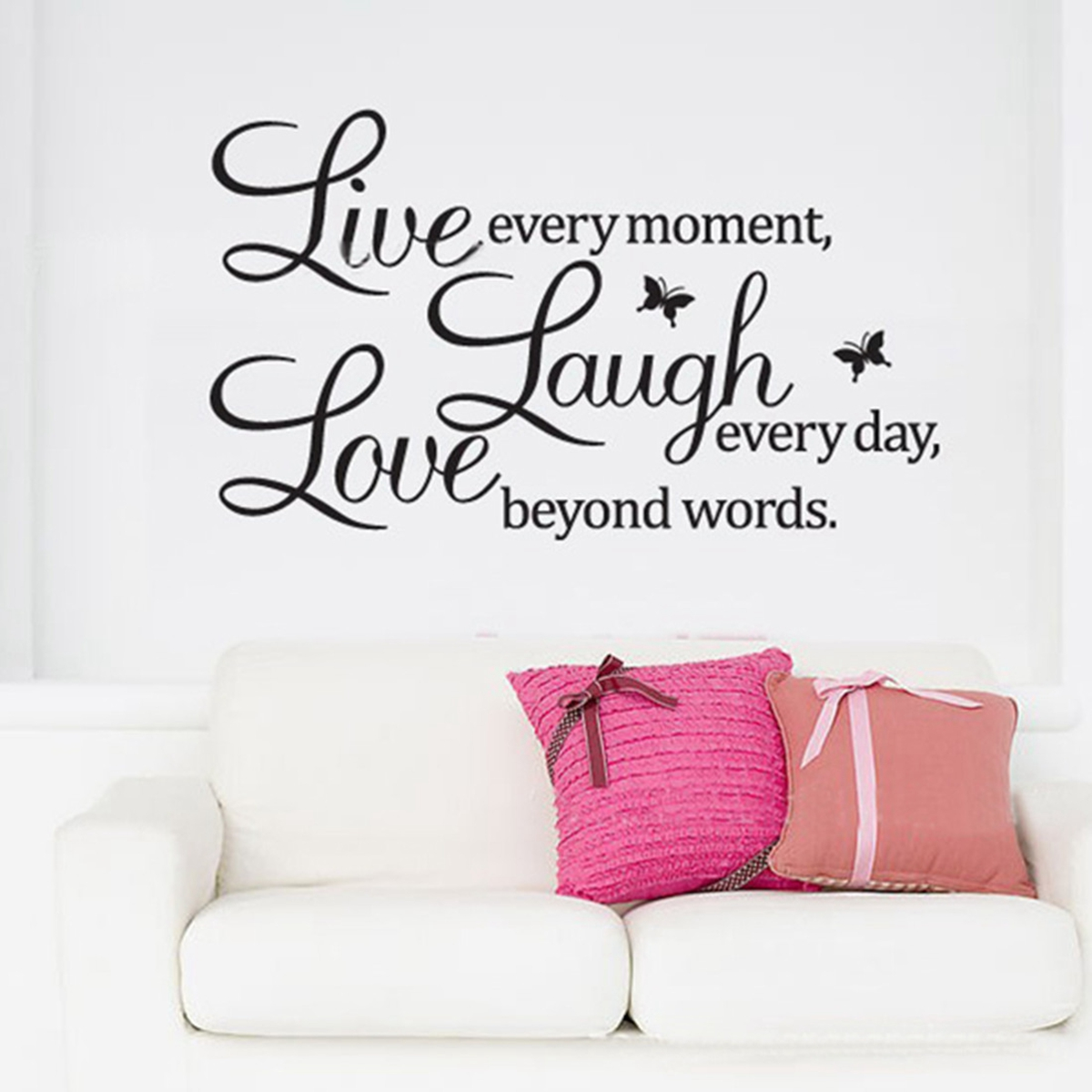 Vinyl Home Room Decor Art Quote Wall Decal Stickers Bedroom - Wall stickers for bedroom