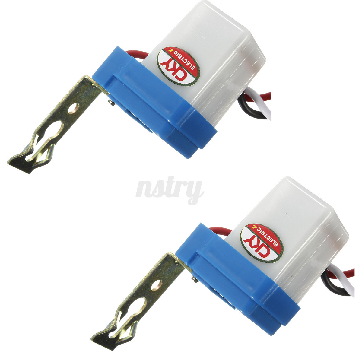 2x auto on off switch control 12v 10a street light photocell rh ebay com