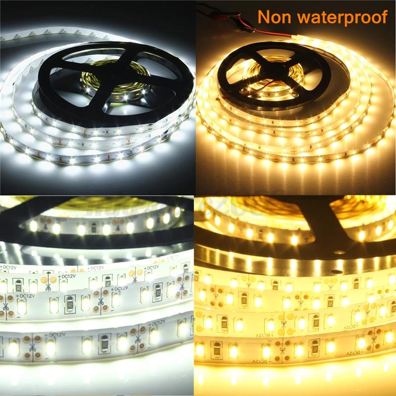 5-10-15M-12V-3014-SMD-300-600-LED-Bande-Ruban-Flexible-Strip-Etanche-Guirlande
