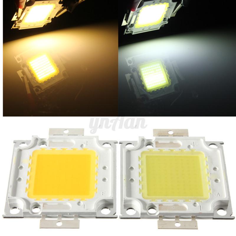 10W-20W-30W-50W-70W-80W-100W-LED-Lamp-Chip-Bead-Flood-Light-White-Warm-White