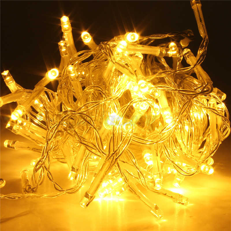 Electric-Solar-Battery-10-200-LED-String-Fairy-Lights-Xmas-Wedding-Party-Lamp