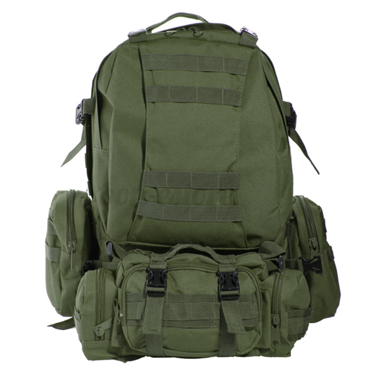50l molle tactical outdoor military camping rucksack for Outdoor rucksack