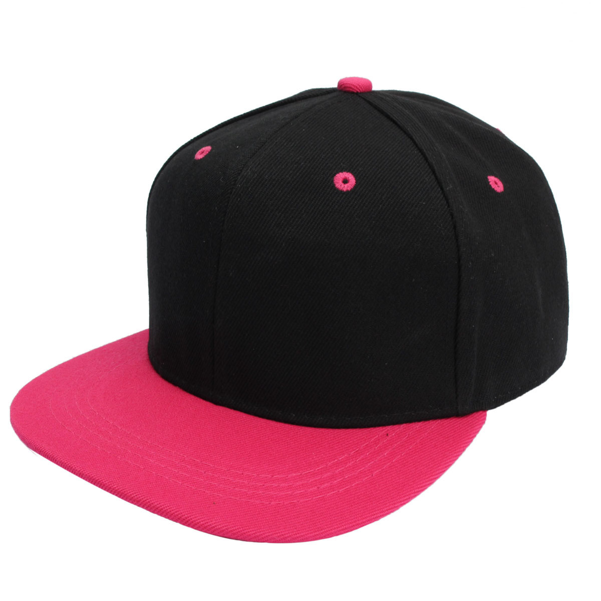 Cool Men's Women Bboy Adjustable Baseball Cap Snapback ...