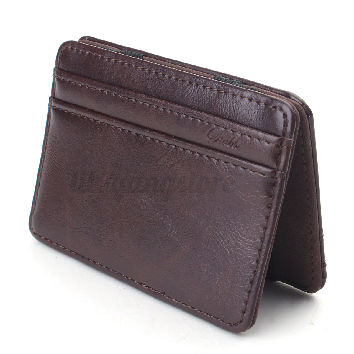 how to make a money wallet card