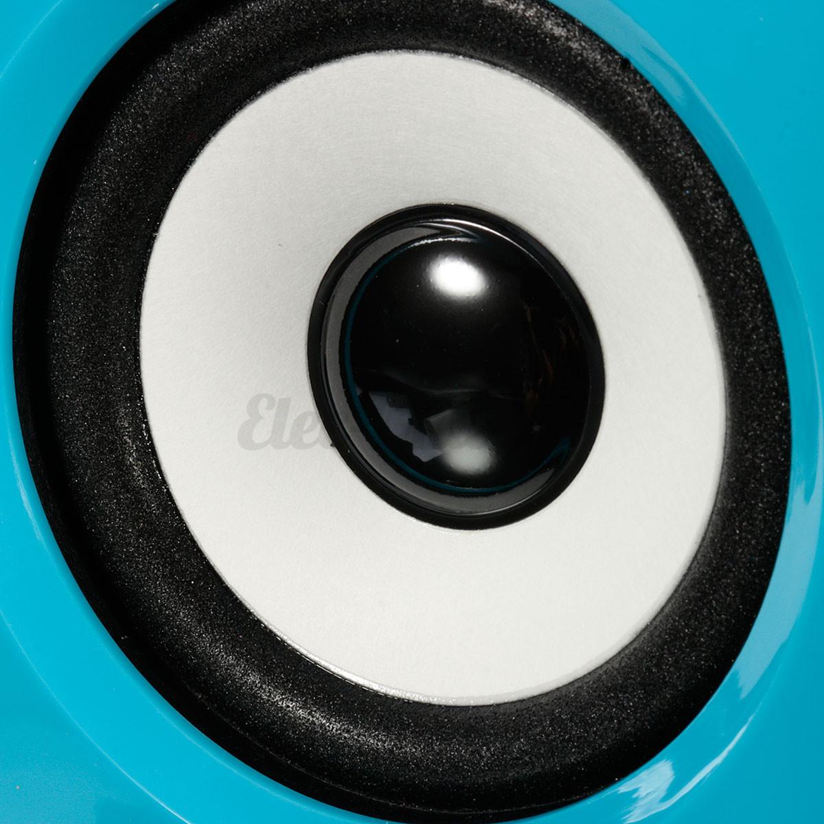Mini Computer Speaker 2.1 Multimedia Stereo Desktop Portable USB Subwoofer 11W