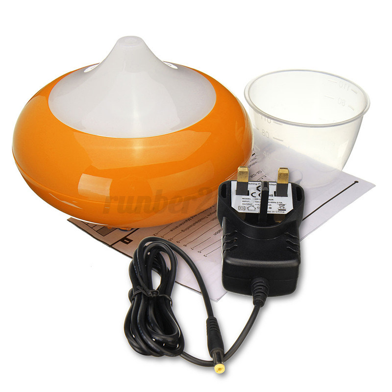 Electric Oil Essential Burner Aroma Diffuser Humidifier