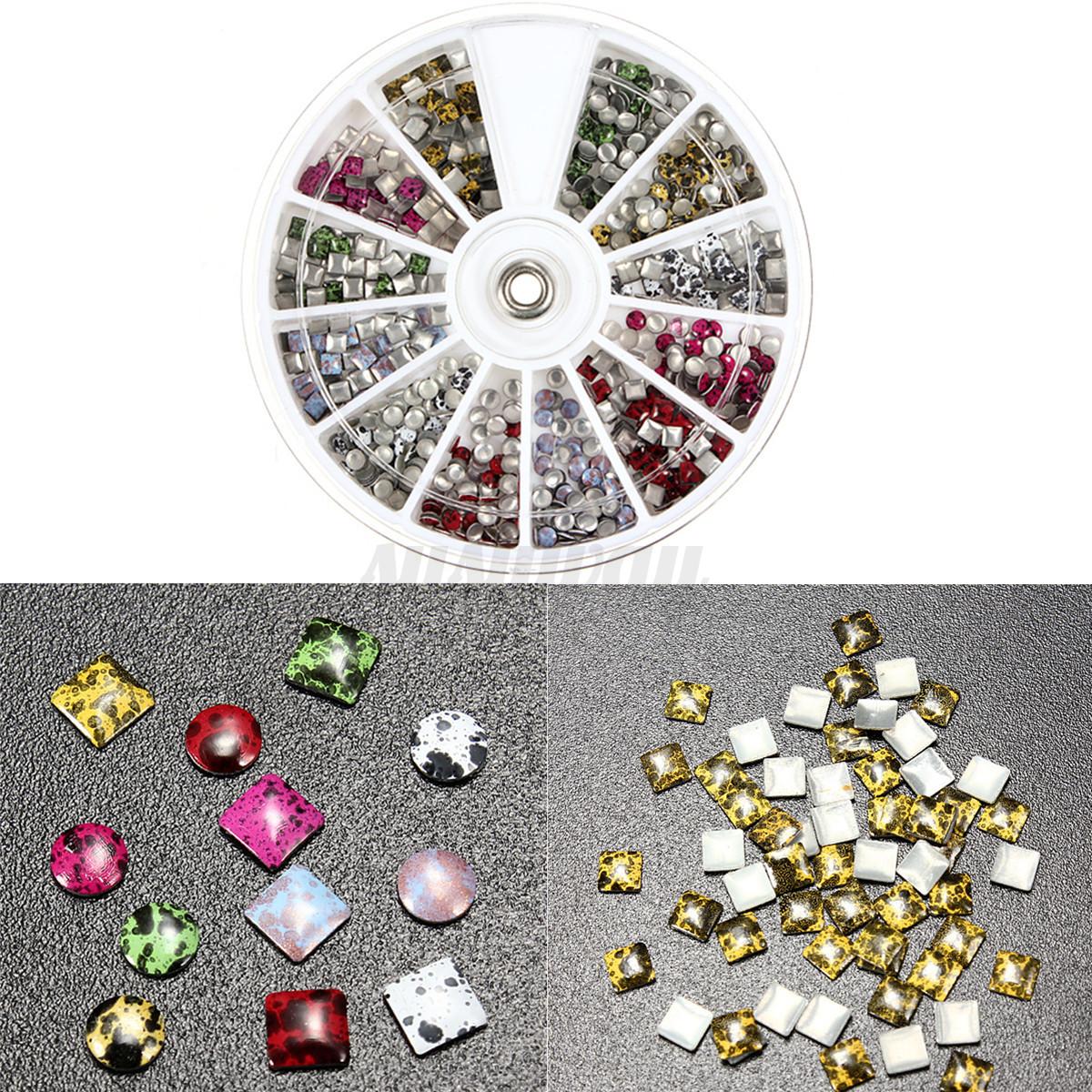 58-Estilos-Rueda-Flor-Perla-Acrilico-Pegatinas-Unas-Manicura-Navidad-Decoracion