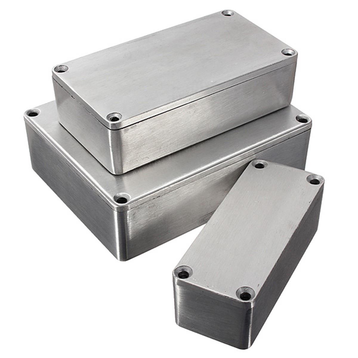 1590BB Style 120X95X35mm Aluminum Stomp Box Effects Pedal Enclosure Guitar