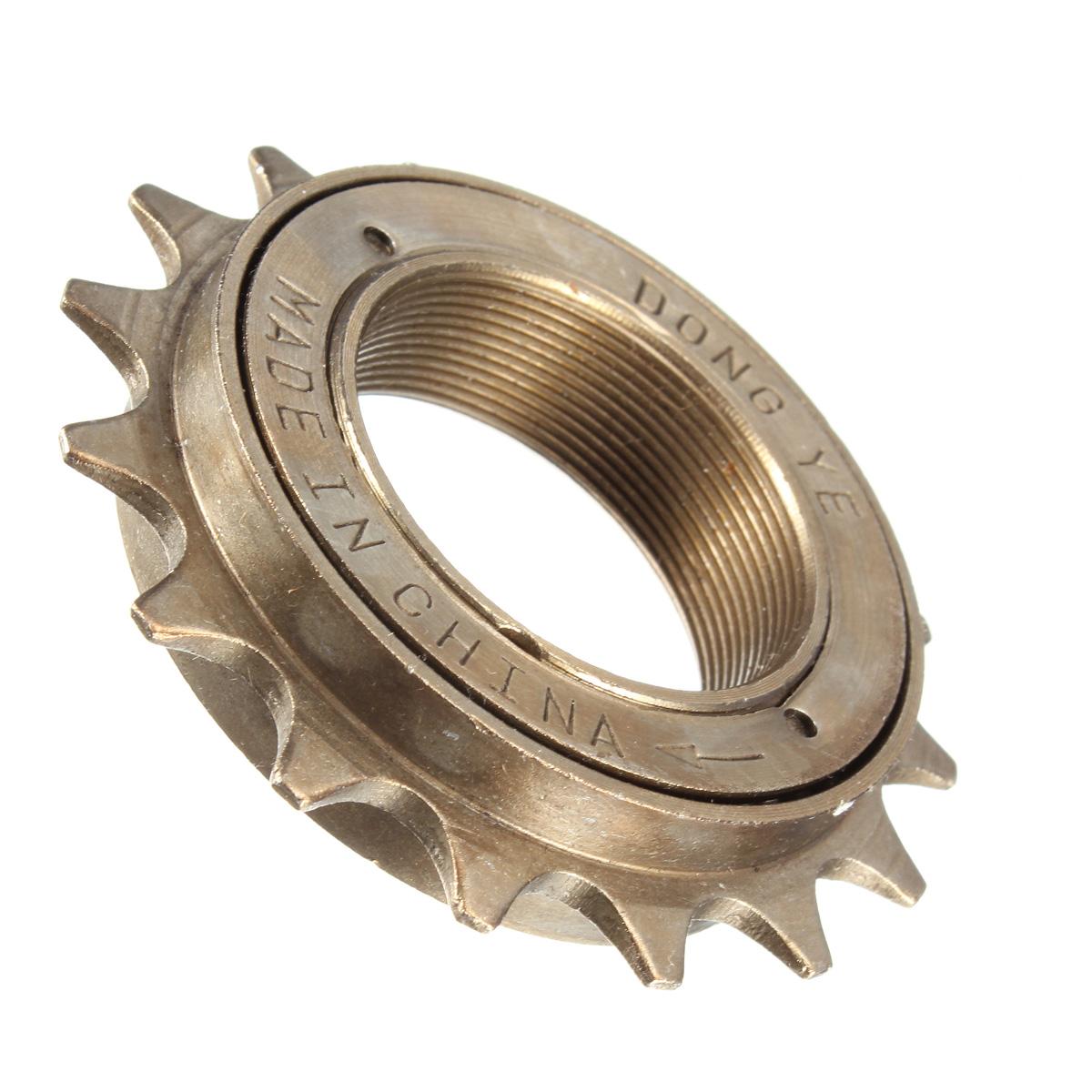 Bmx Bike Race Bicycle 16t Tooth Single Speed Freewheel