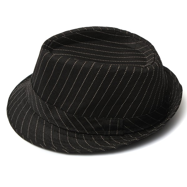 Men Women Vintage Cotton Cap Fedora Felt Trilby Gangster Farmer Jazz Panama Hat