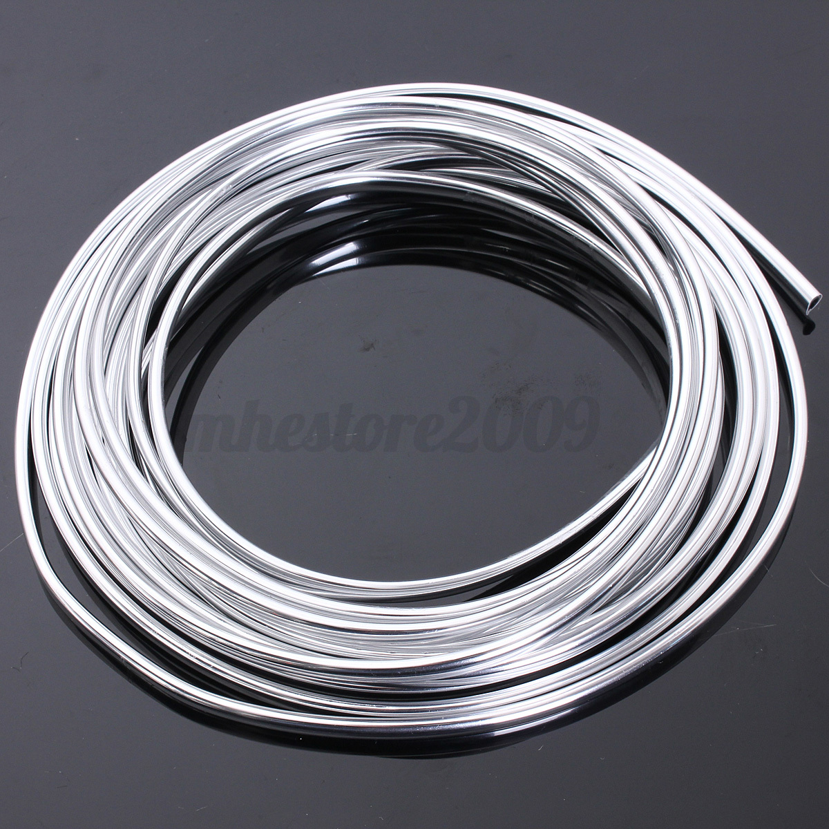 6m Chrome Flexible Moulding Trim Molding Strip Car Auto