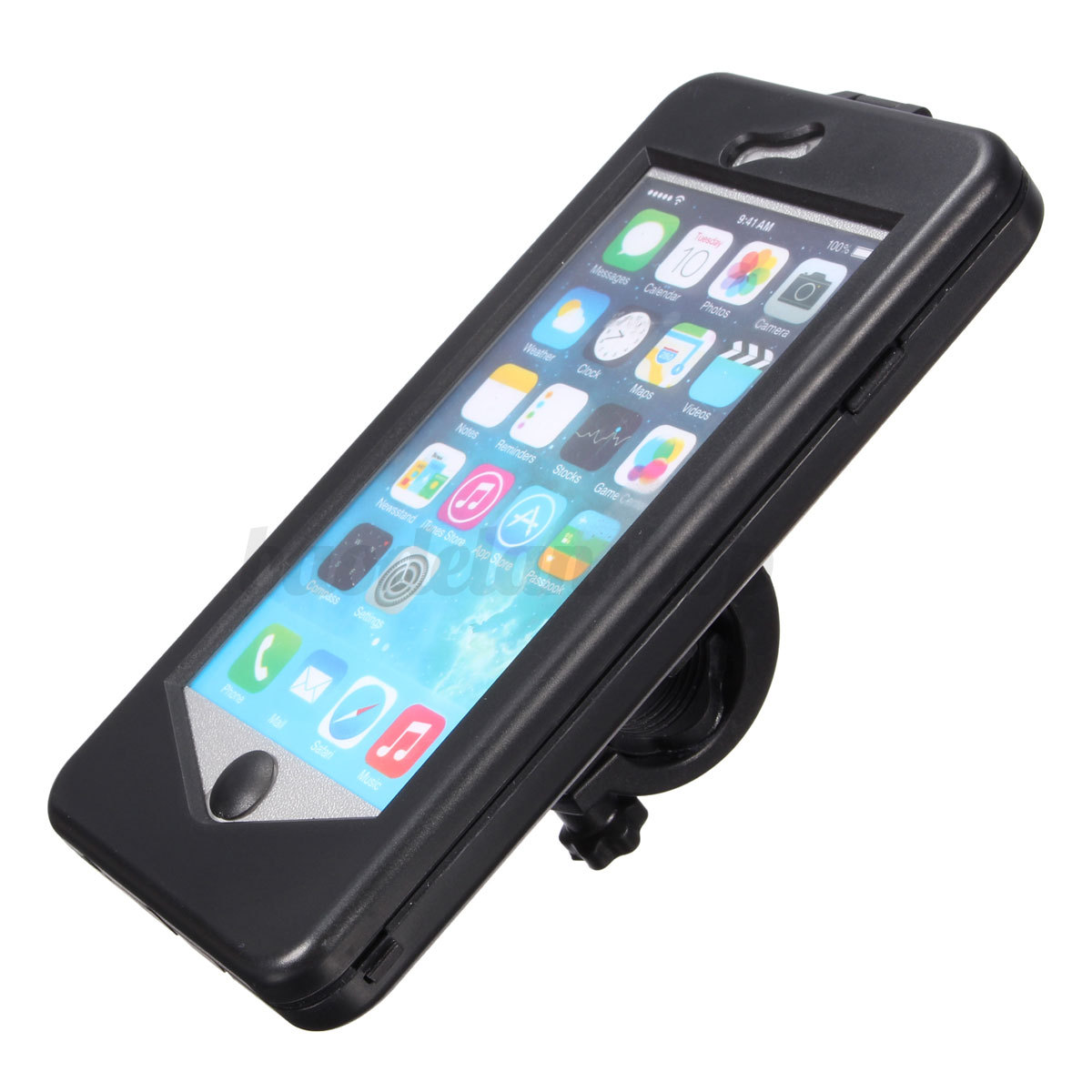 Etanche housse coque etui anti choc support v lo moto for Housse etanche iphone