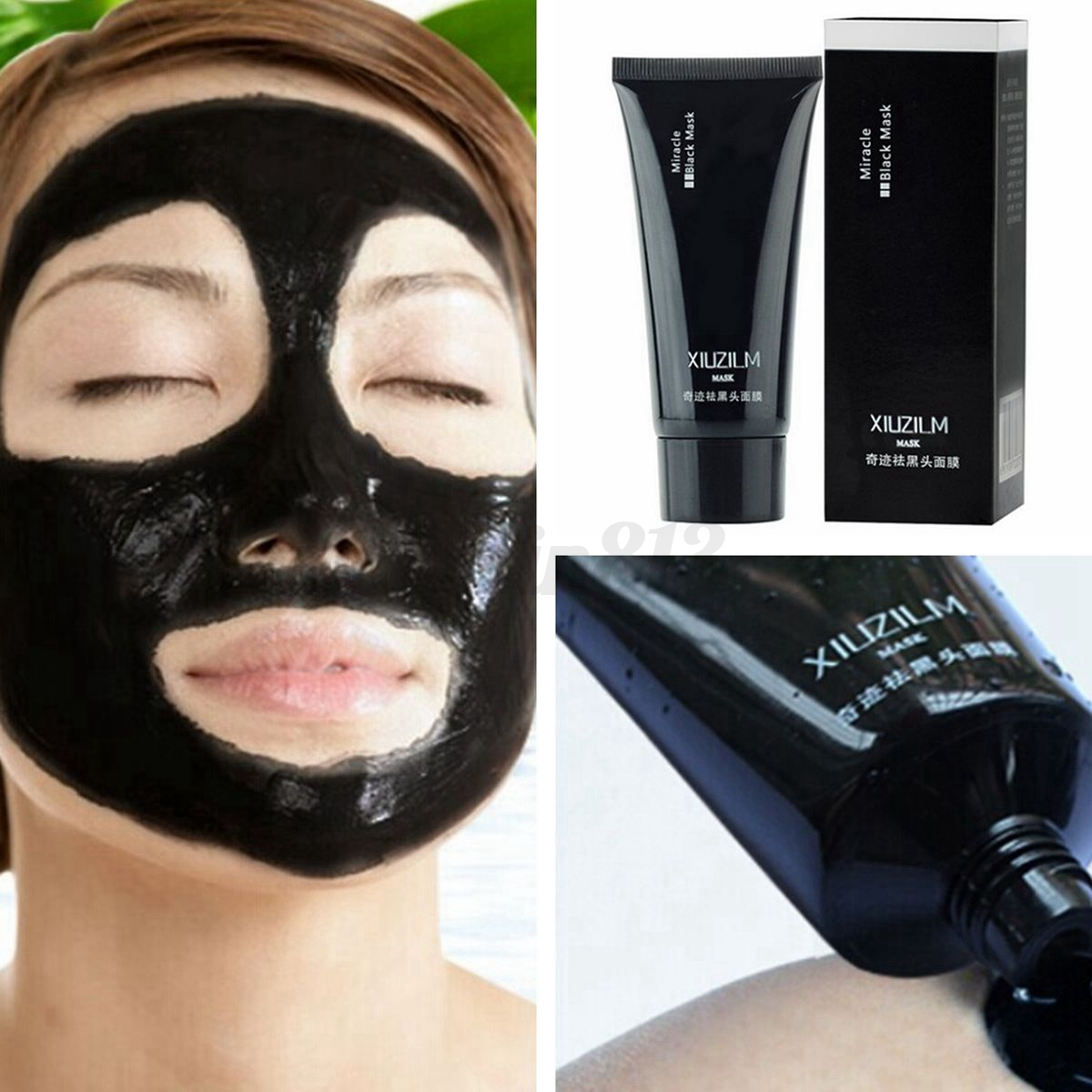 how to use pilaten blackhead remover mask