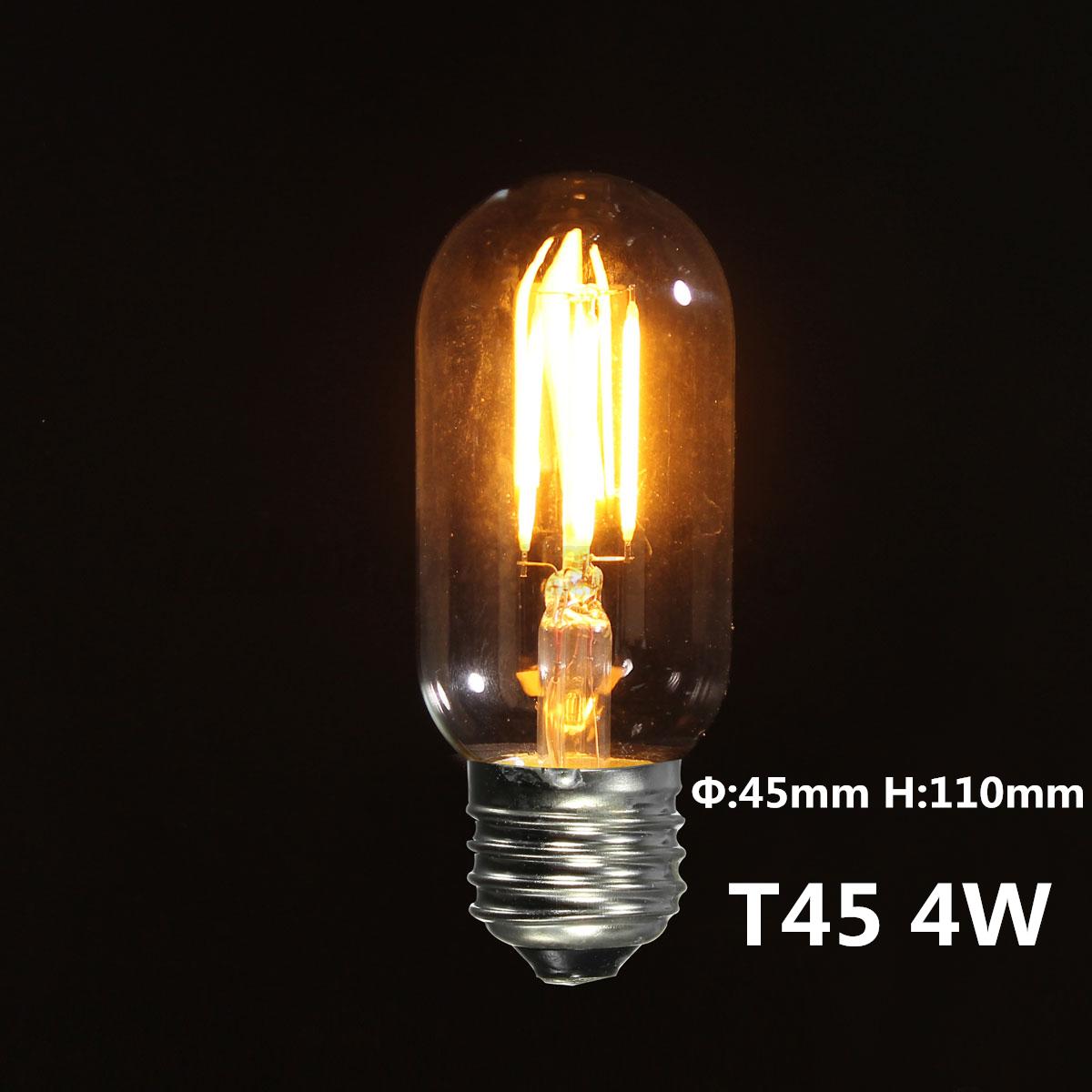 e27 edison vintage cob led lampe licht filament nostalgie gl hbirne bulb deko ebay. Black Bedroom Furniture Sets. Home Design Ideas