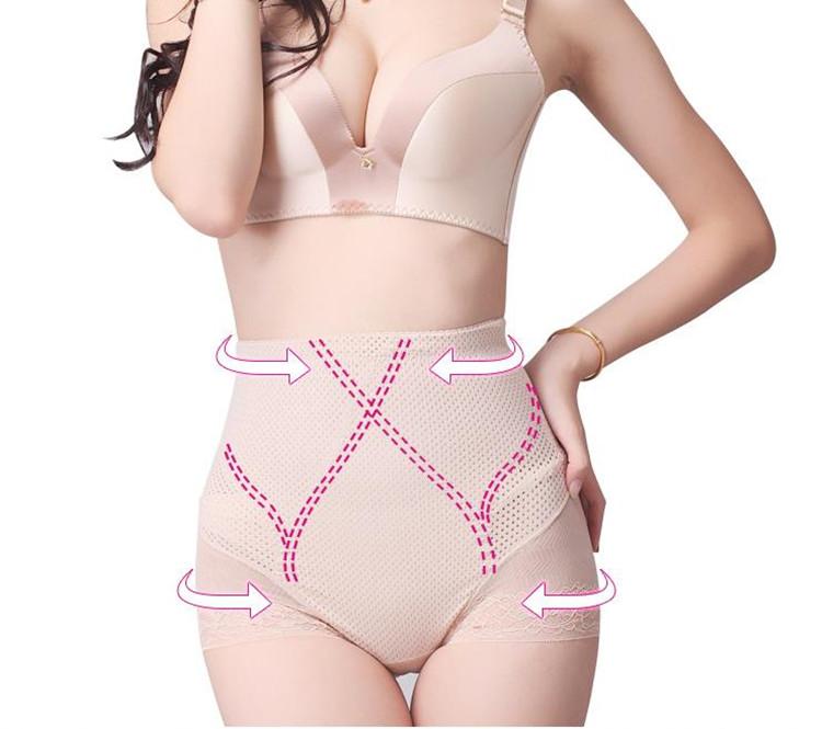 Sexy Shapewear Women Lace Slimming Seamless Corset High ...