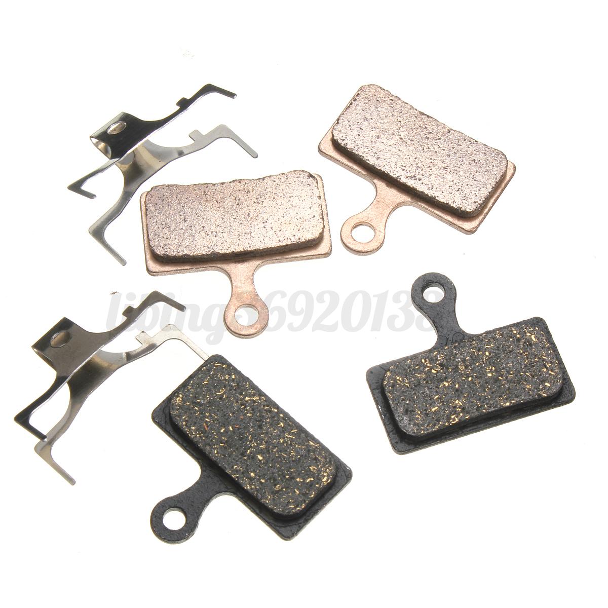 MTB-Bike-Bicycle-Brake-Pads-Pills-Replacement-Bike-Disc-brake-pads-BO thumbnail 5