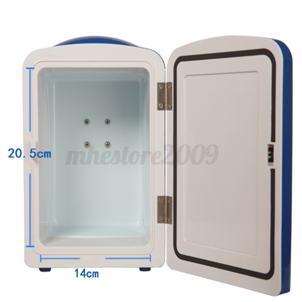12V 4L Car Fridge Mini Refrigerator Portable ...