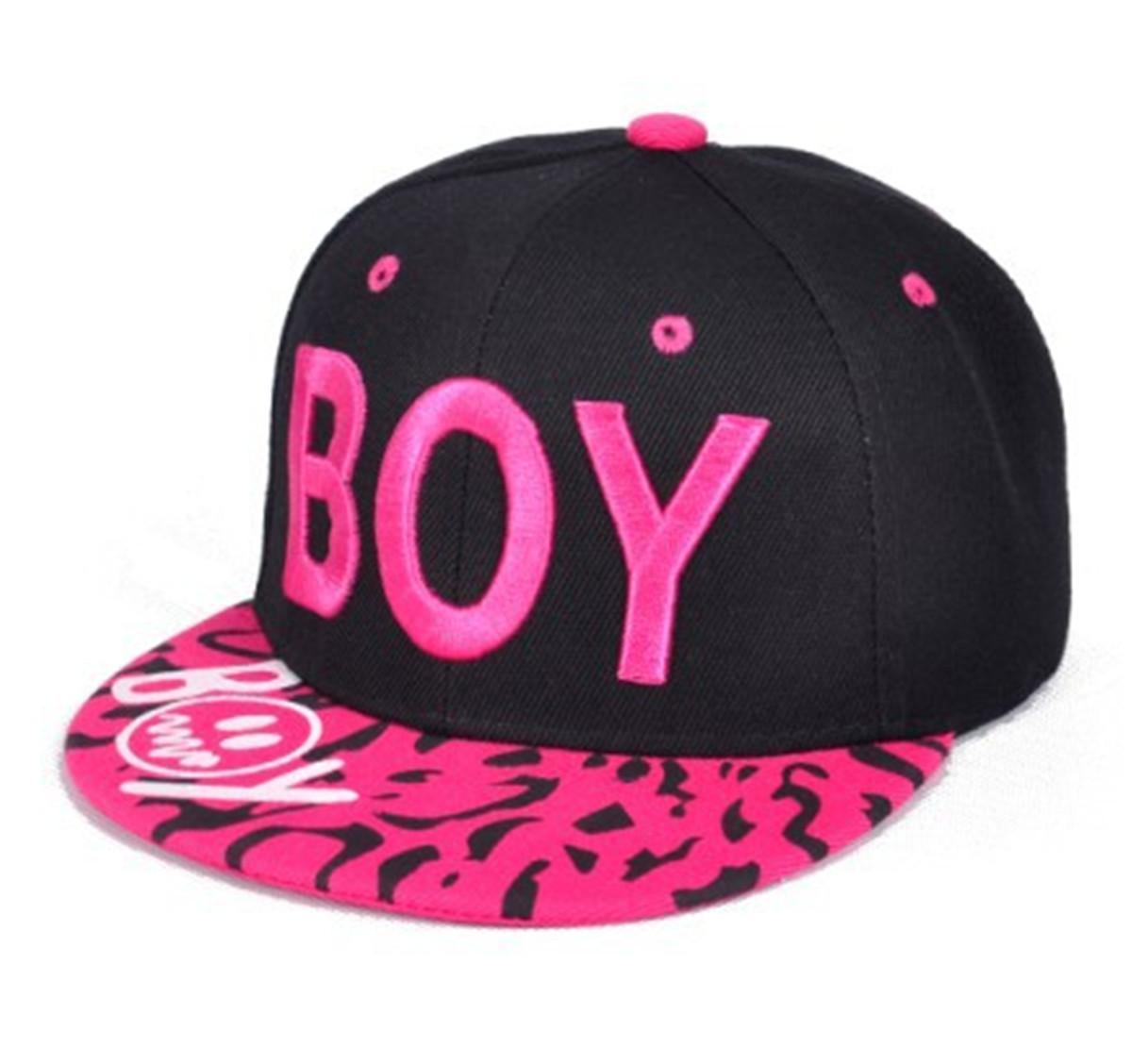 9b2b5cd3614 Kid Children Embroidered Sport Hip-hop Baseball Cap Sun Snapback Hat ...