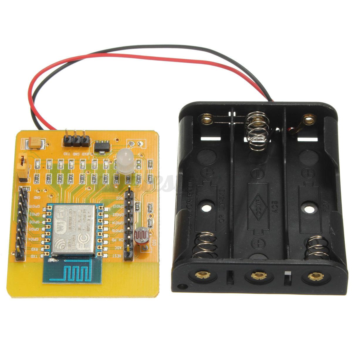 Module SYEX 5set//lot ESP8266 Serial Port WIFI Original Test Board