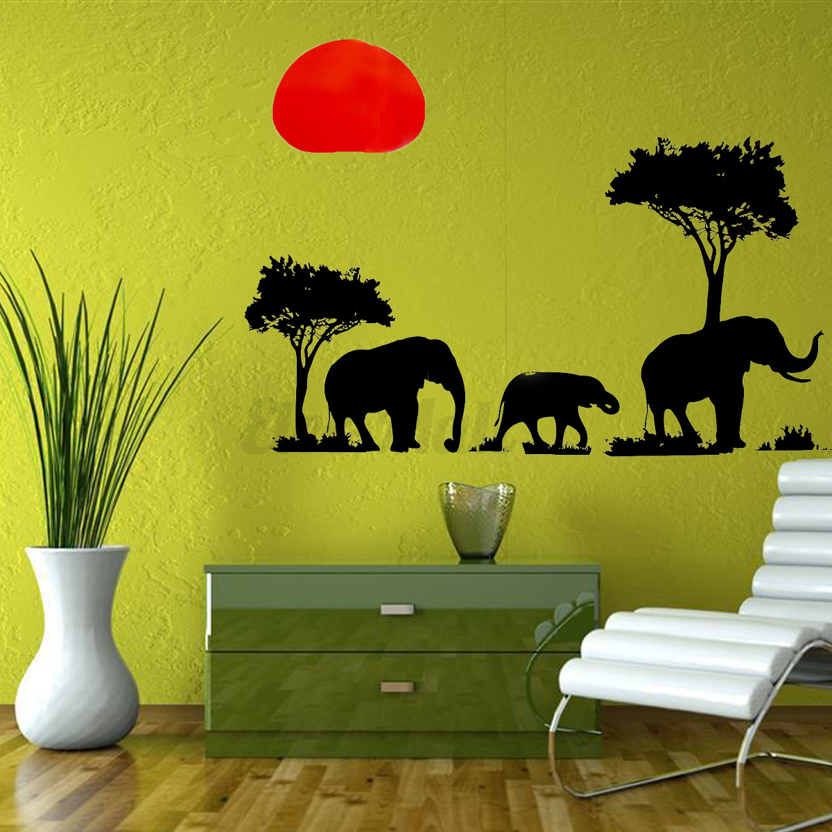 DIY Removable Vinyl PVC Wall Sticker Home Room Decor Mural Home Art ...