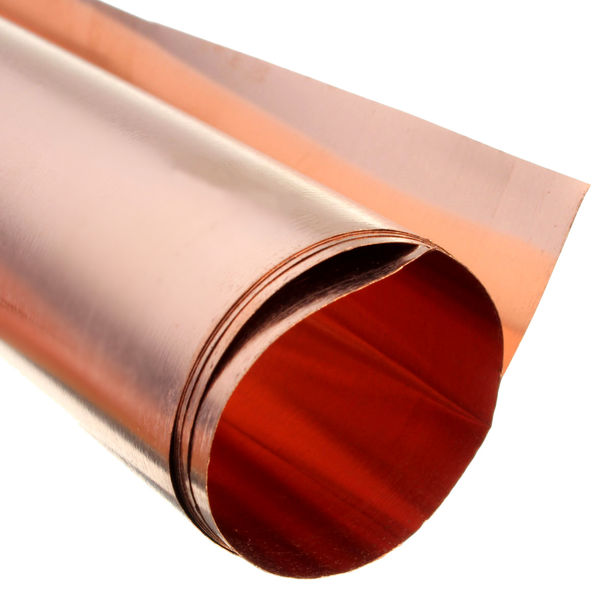 1pcs 99.9/% Pure Copper Cu Metal Sheet Plate 0.8mm*100mm*100mm #E308