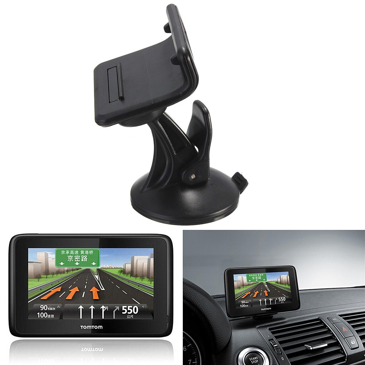 car windshield mount holder suction cup bracket for tomtom. Black Bedroom Furniture Sets. Home Design Ideas