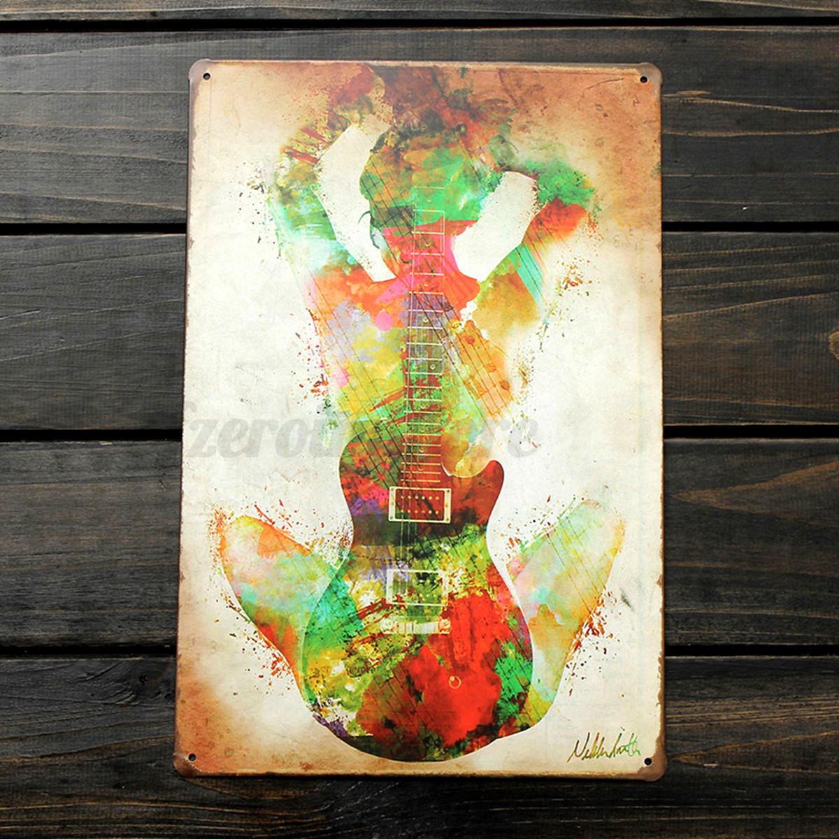 Metal-Poster-Pub-Wall-Decor-Tavern-Shabby-Chic-Bar-Club-Vintage-Sign-Tin-Plaque thumbnail 8