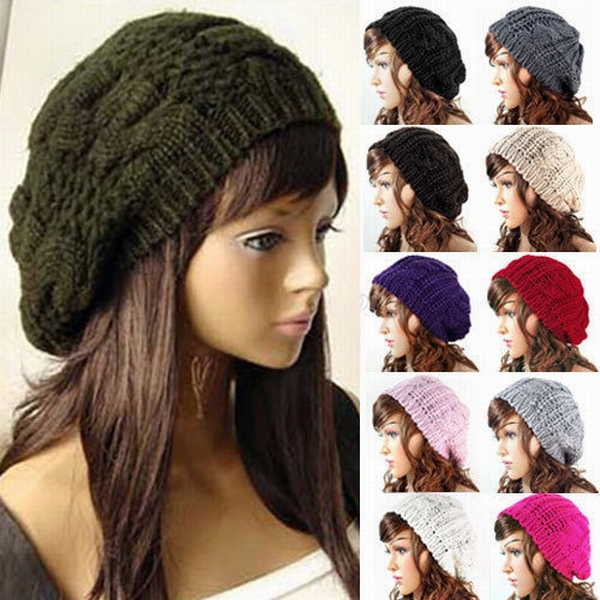 Tricoter Un Bonnet Au Crochet Pour Femme 7115351de09