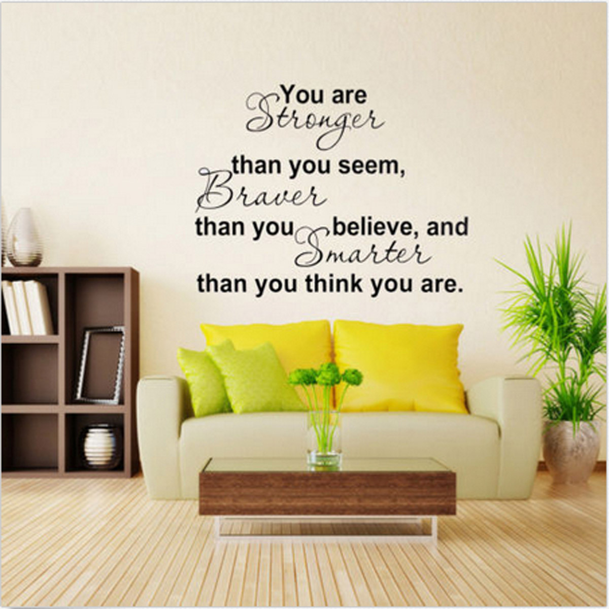 Family DIY Removable Wall Sticker Decal Art Vinyl Quotes Mural Home ...