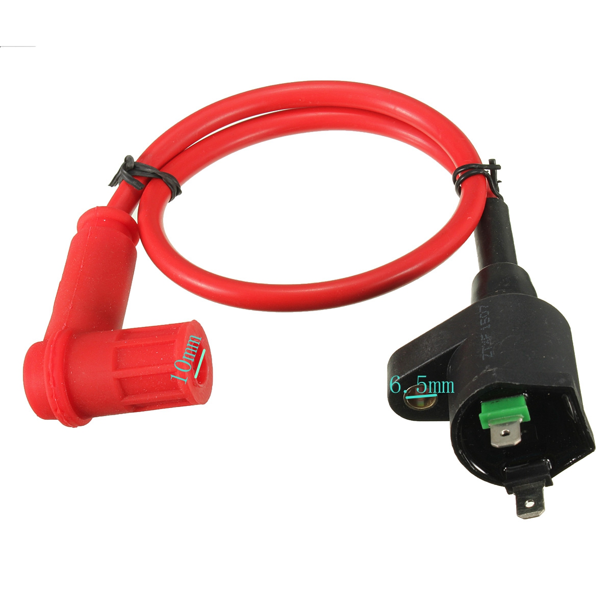 Wiring Loom Kill Switch Race Ignition Coil Cdi For 110cc 125cc Pit Harness Wireloom 50cc Atv Quad Bike Source Detail Image