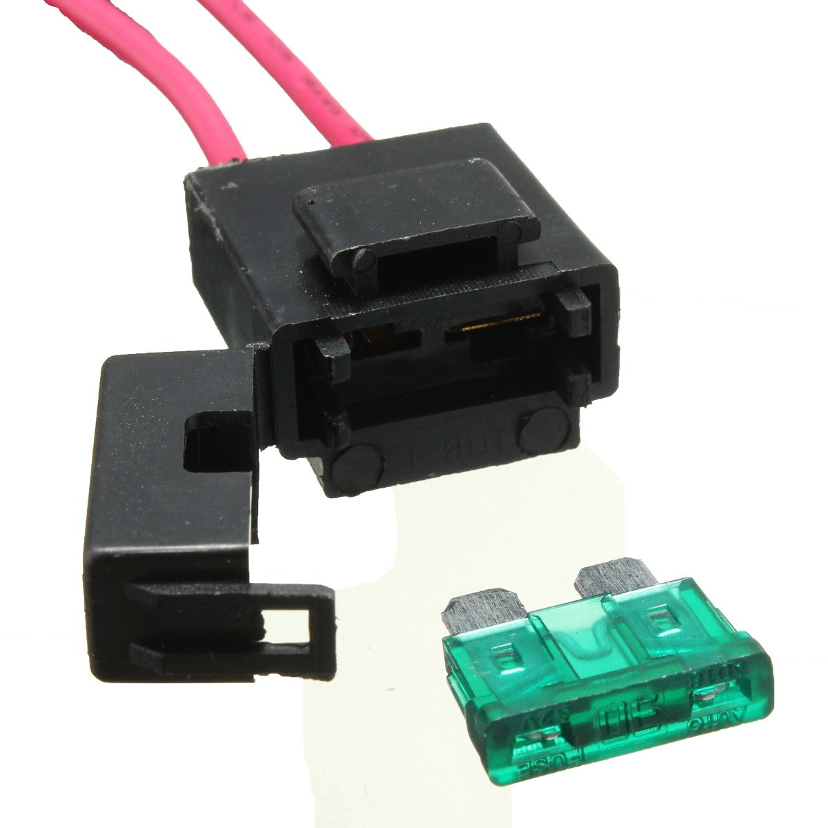 12v Wiring Harness Loom Kit Rocker Switch Relay Hid Led Light Bar Trailer Lights Diagram On Work Fog Ebay