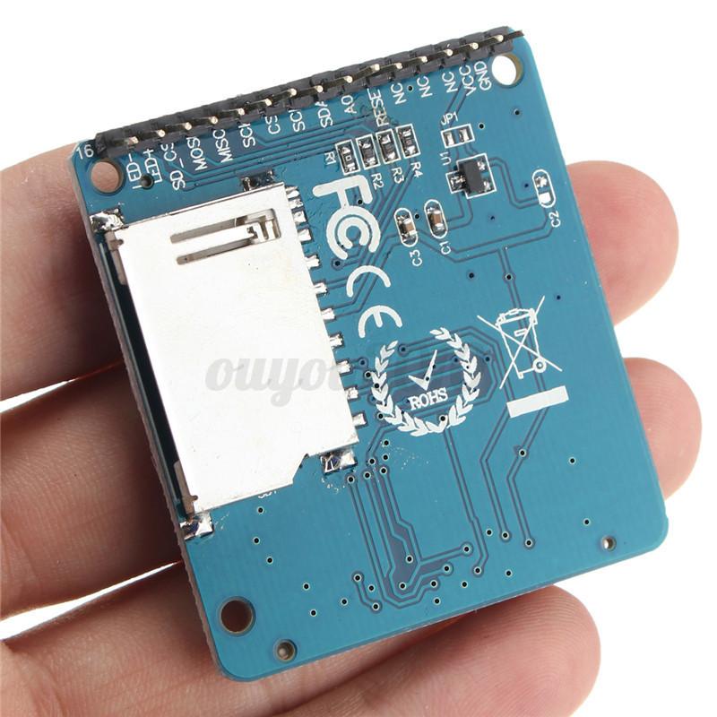 Inch mini serial spi tft lcd module display pcb