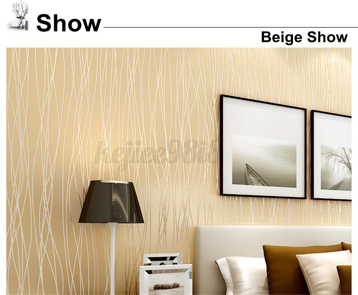 10m papel pintado pared autoadhesivo irregular raya - Papel pared autoadhesivo ...