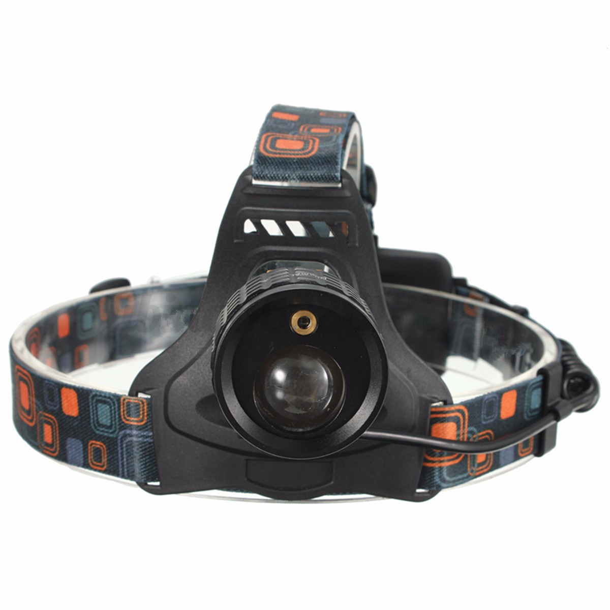 3000lm Zoomable Zoom Led Stirnlampe Kopflampe Headlight