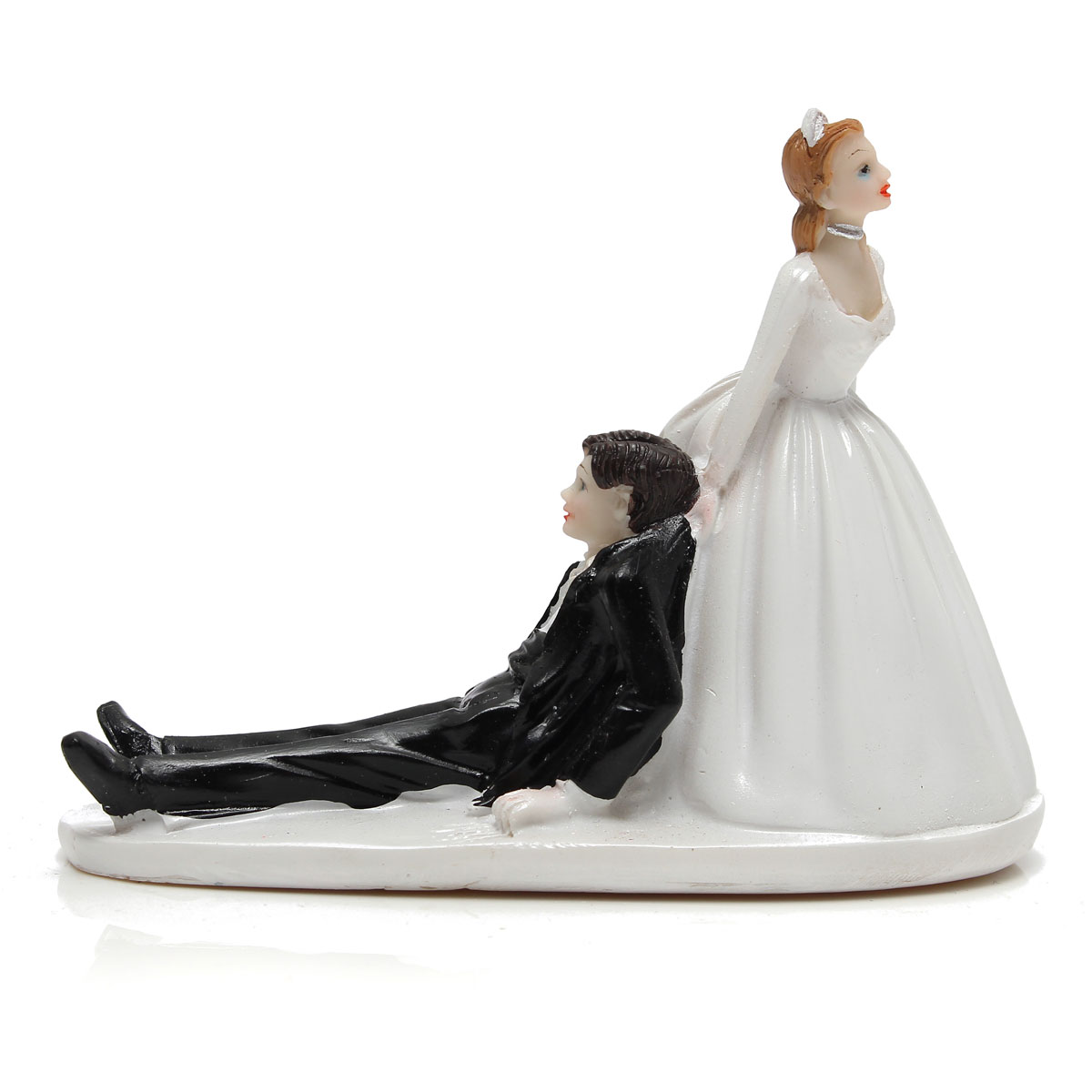 figurines wedding cake toppers and groom wedding figurine 14230
