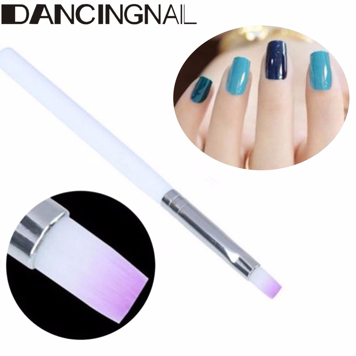 12 Colors 2g/Box Shinning Mirror Glitter Effect Nail Art Chrome ...
