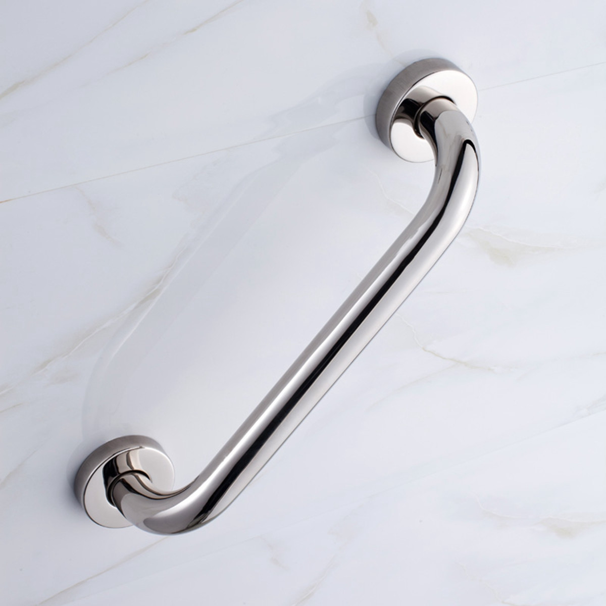 Stainless Steel Bathroom Grab Bar Disability Handle Hand Rail ...
