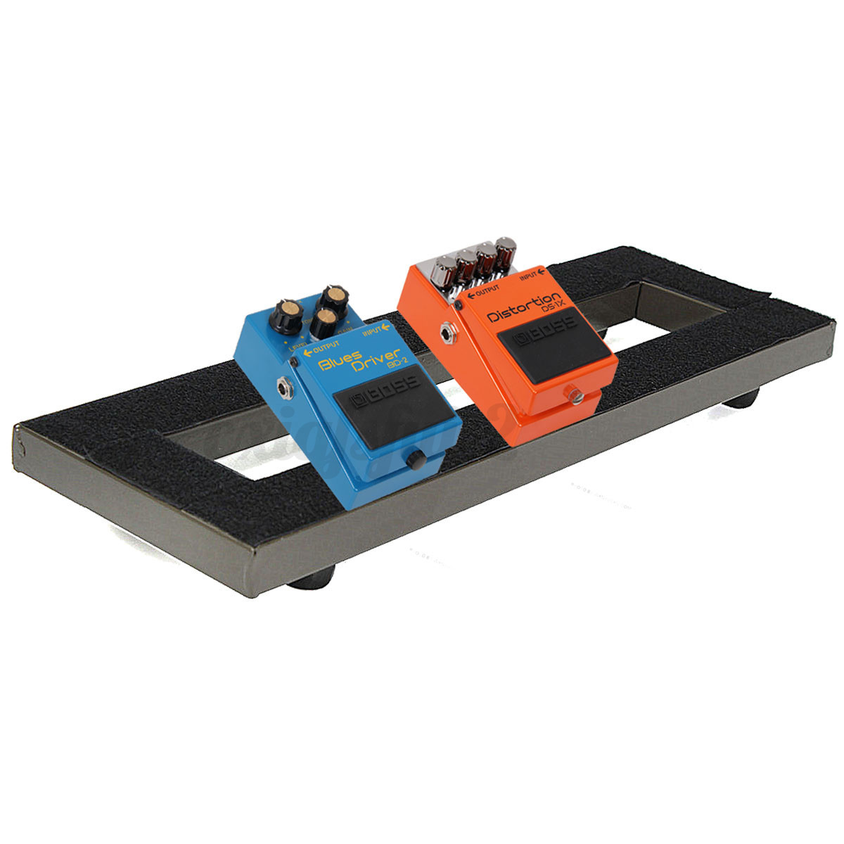 guitar pedal board setup pedalboards trolley fixed effects tape adhesive back ebay. Black Bedroom Furniture Sets. Home Design Ideas