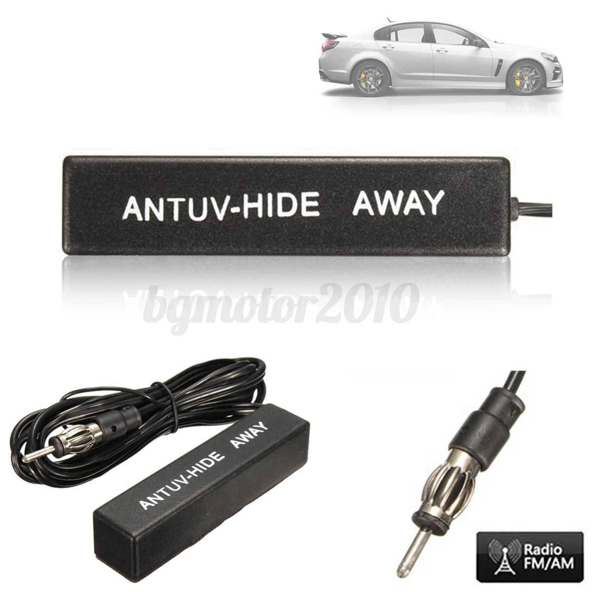 12v Voiture Moto Camion Antenne Booster Amplificateur