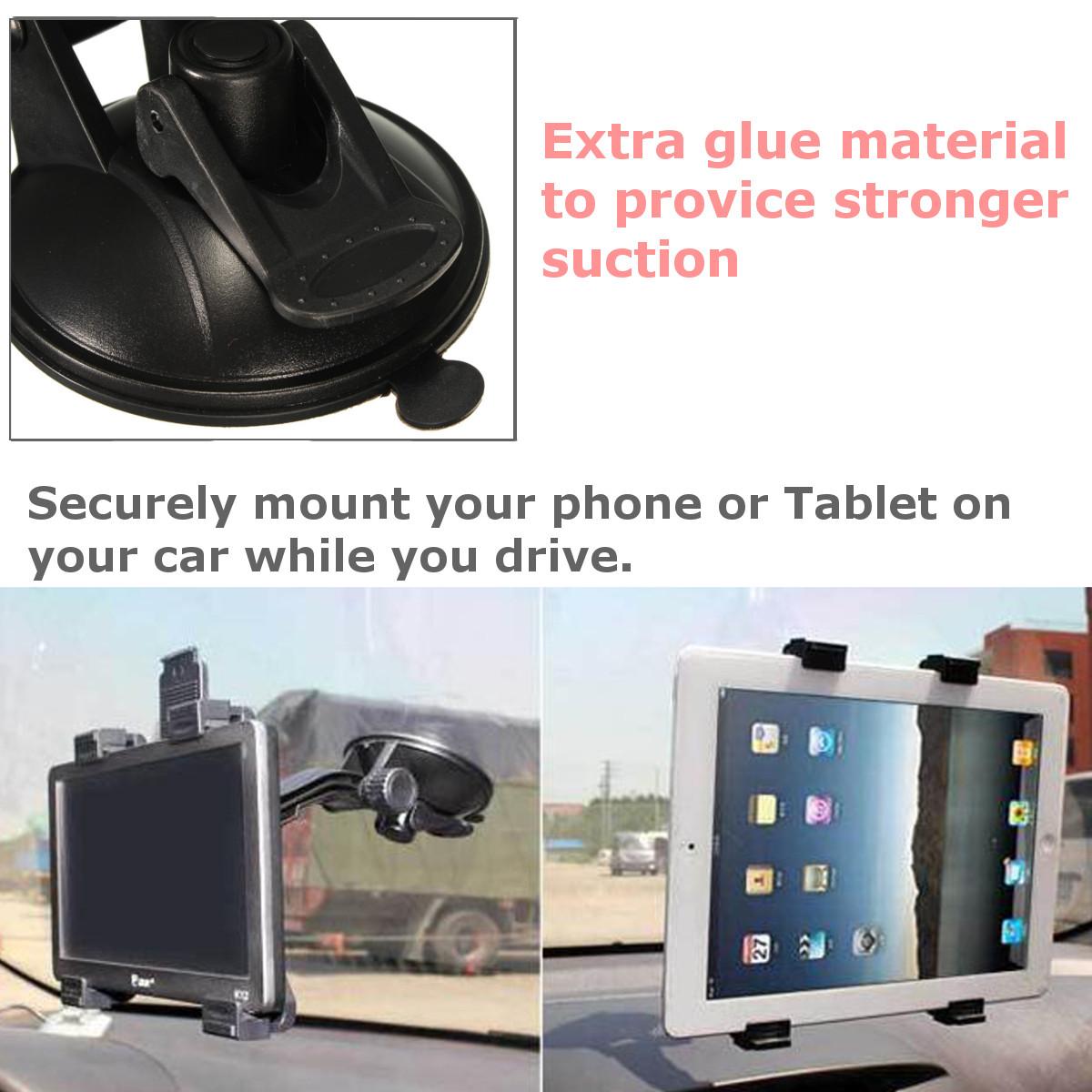 Cd Drive Car Tablet Mount