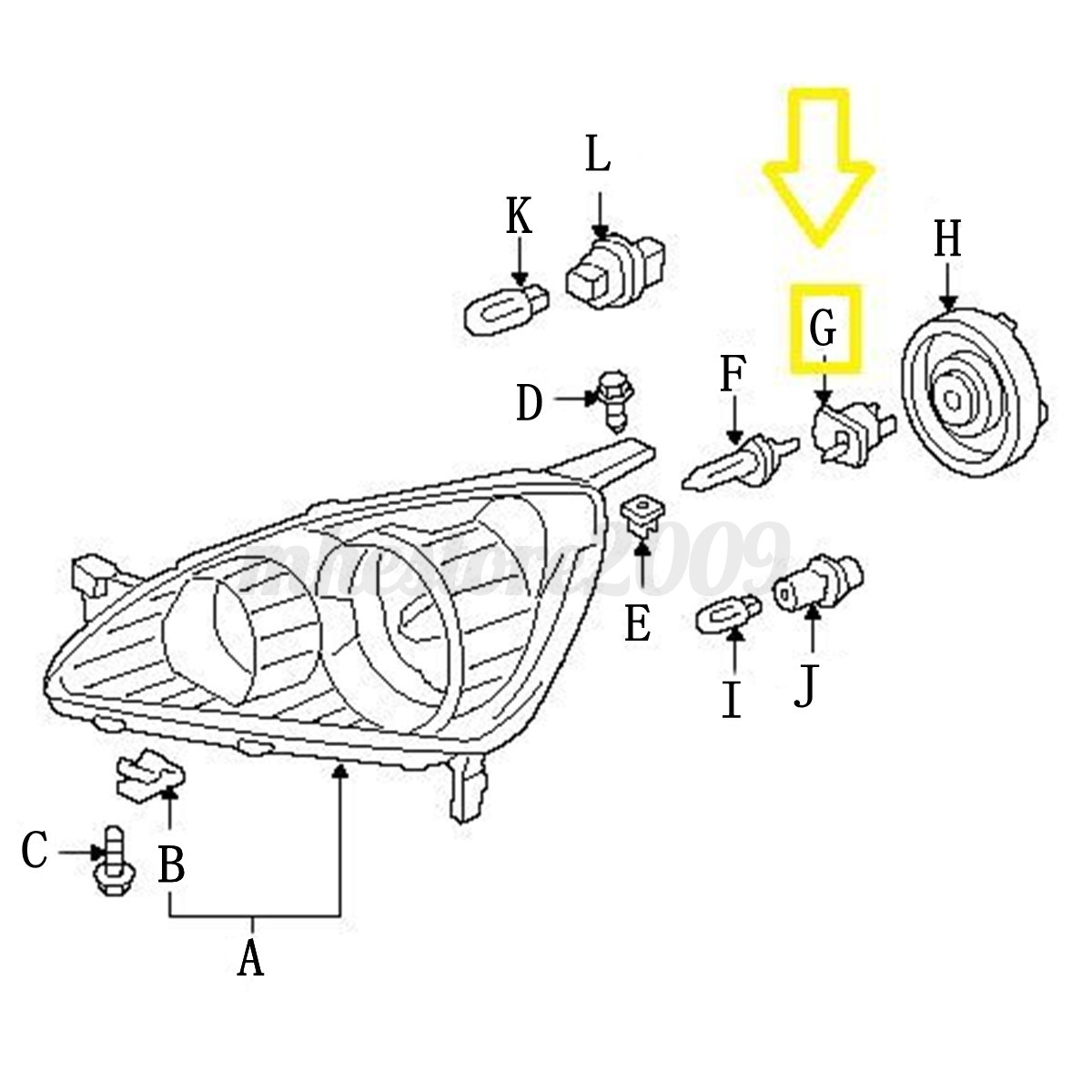 1995 Honda Prelude Alternator Diagram Electrical Wiring Diagrams 1985 98 Headlight Custom U2022 Special Edition