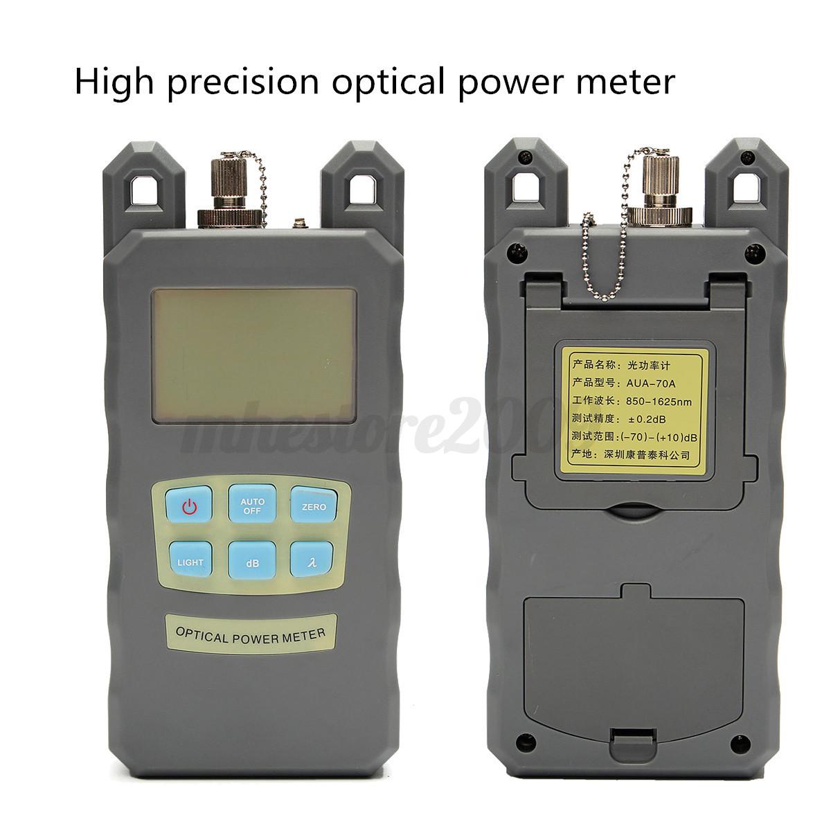 Fiber Optic Ftth Tool Kit W Fc 6s Fiber Cleaver Amp Optical