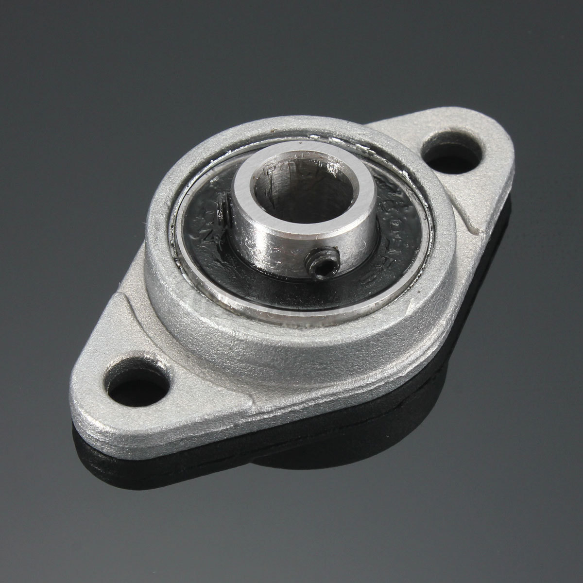 8mm To 35mm Zinc Alloy Flange Pillow Block Self Aligning