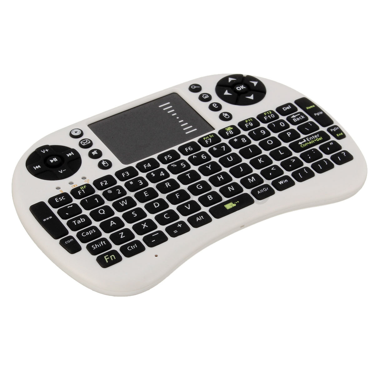 Bluetooth Keyboard For Android Box: Mini 2.4GHz Wireless Keyboard Touchpad Mouse Combo For Android TV Box HDPC Win 7