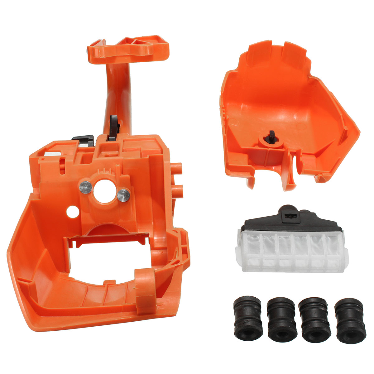 Orange Rear Handle Chainsaw Parts Air Filter Cover For STIHL MS250 ...