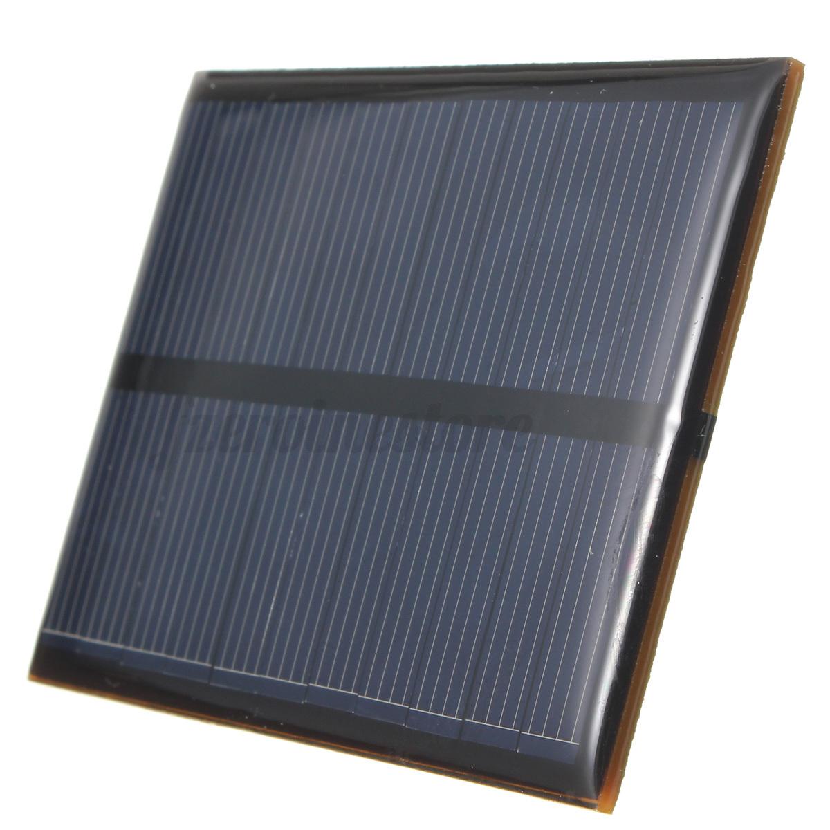 Hk 5 5v 0 66w 120ma Solar Panels Module Diy For Small