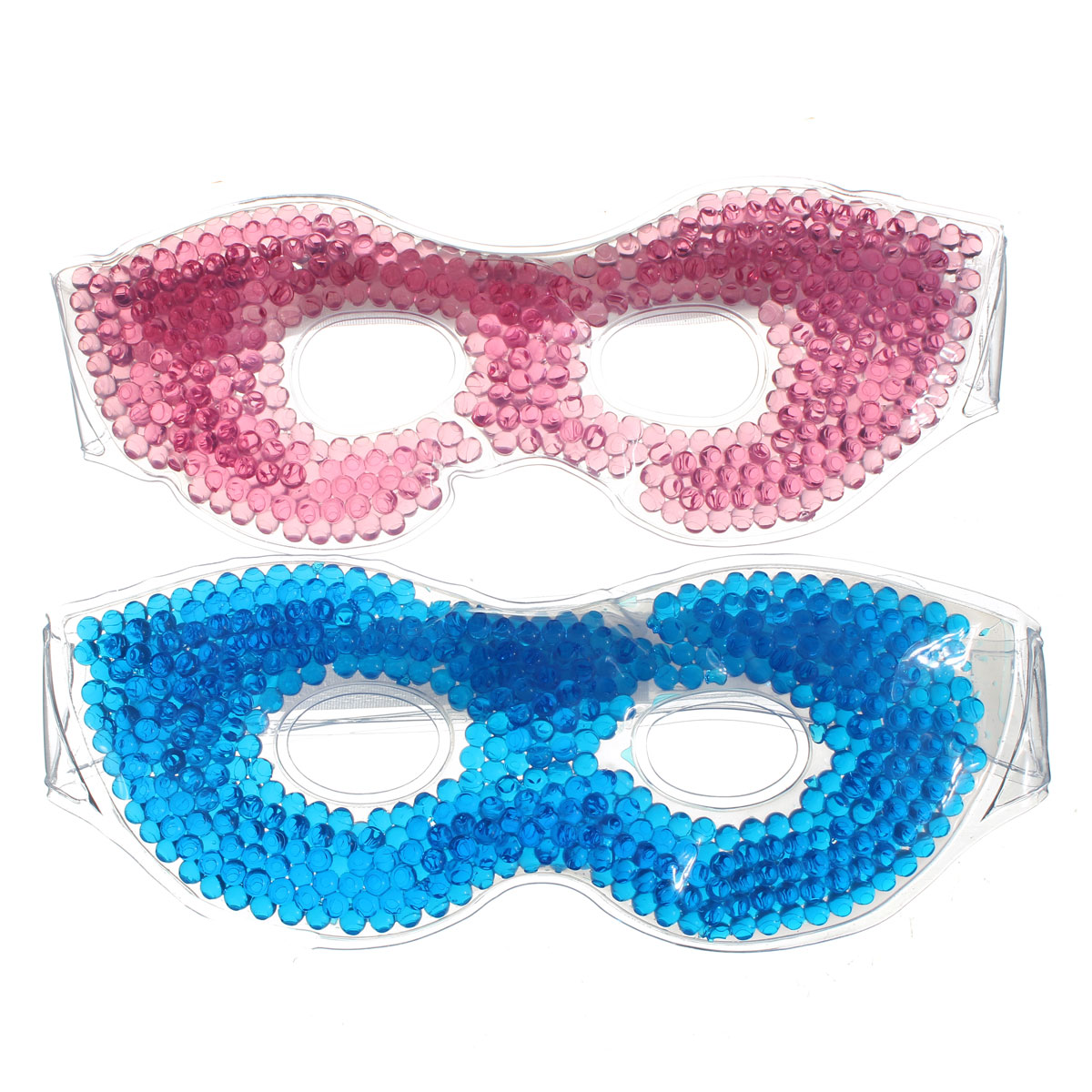 Gel Eye Mask Cold Pack Warm Hot Heat Ice Cool Relieve