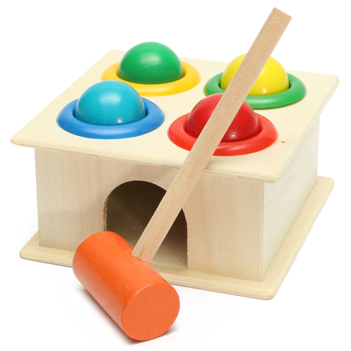 Kids Baby Educational Children Intellectual Wooden Toy ...